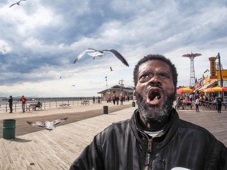 Striking photography taken by a Jail Freed Person