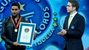 Did You Know Abhishek Bachchan Holds a Guinness World? Swear to God he Does