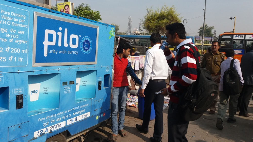 Pilo Water Purifiers provide RO Water at Cheaper Rate
