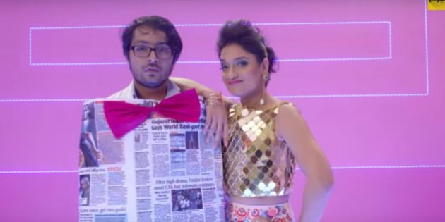 Watch: Girlyappa's Song About Boyfriends Who Don't Bathe is Rib Ticklingly Funny and True