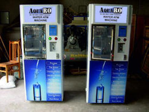 Innovators in Delhi Create Water ATMs to Dispense RO Water at Cheaper Prices