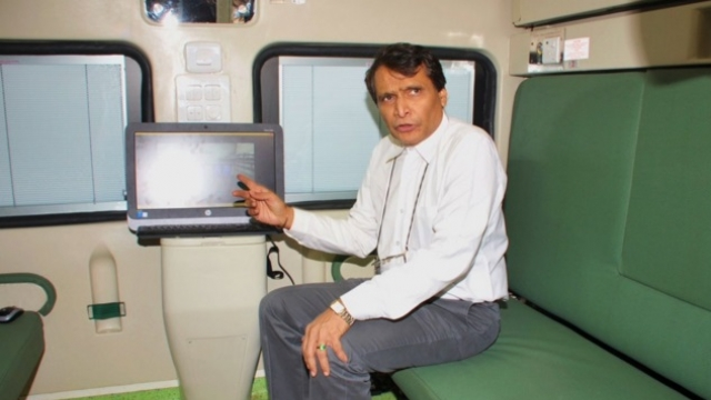 413962-suresh-prabhu-new-coaches-ministry-of-railways