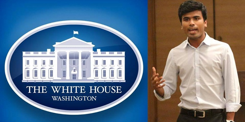 Meet Sharad Sagar, a 24 year old entrepreneur from Bihar who has been invited by Obama to the White House