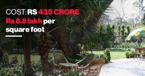 DLF boss' daughter Renuka Talwar buys bungalow in Lutyens Bungalow Zone for Rs 435 crore