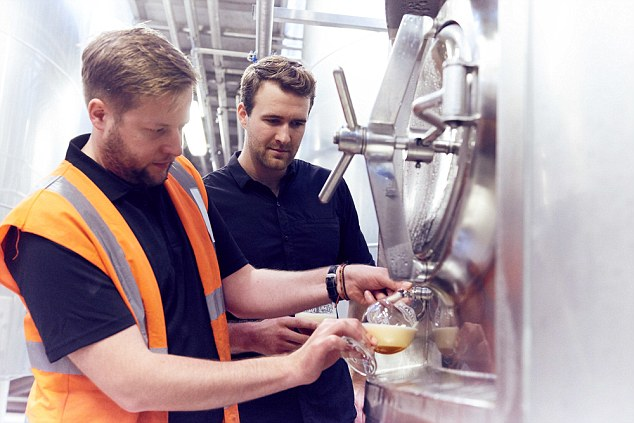 Beer Tailored to your DNA: London brewery creates the perfect pint based on your Genetic Code