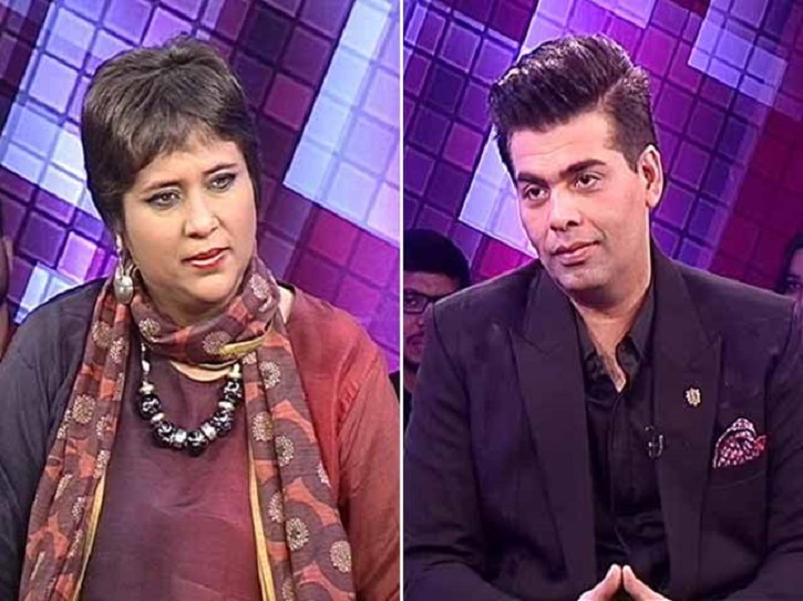 "Twitter Handle of Barkha Trolled for Interview with Karan Johar! User Calls Him ""Chakka""! His Reply is Worth Reading!"