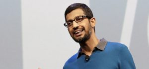Sundar Pichai's Earns this Much Money as Salary! And it Doubles Every Year!