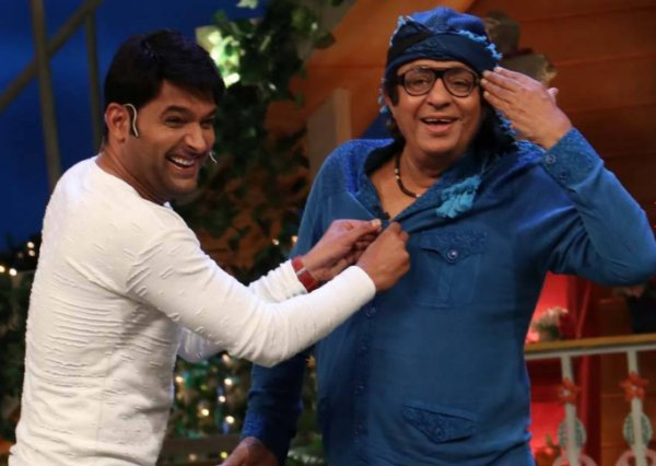 Kapil's Shoot for TKSS Has Villain Themed Episode! The Guest will leave you Asking for More!