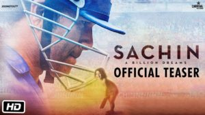 Trailer of Sachin: A Billion Dreams is Out & Make us Want the Release as Soon as Possible!