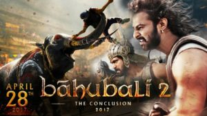 4th Day Collections of Bahubali 2 are Out! It has Grossed Unbelievable Amount Until now!