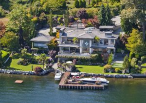 13 Mind Boggling Facts about Bill Gates' House that shows His taste!