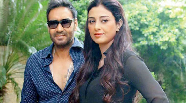 Tabu Opens up to the Media! Says Ajay Devgn is the reason she is Single Today!