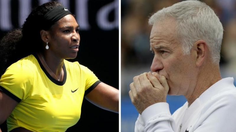 Serena Williams Shuts Down John McEnroe's Sexist Remarks Like a Queen! Check it out!