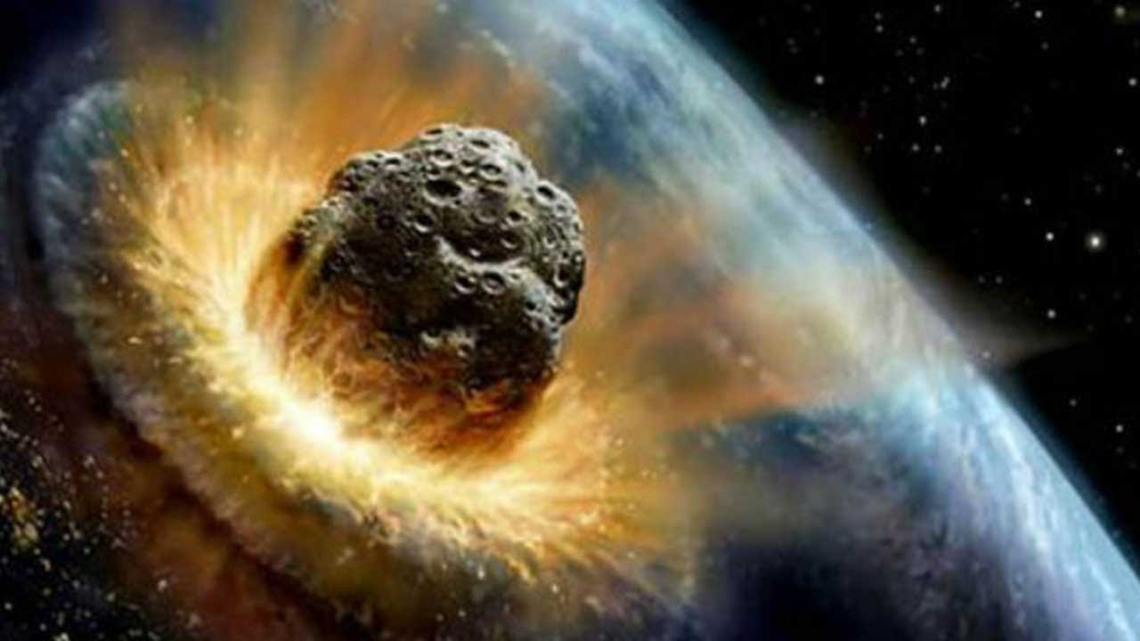 is asteroid hitting earth - 960×640