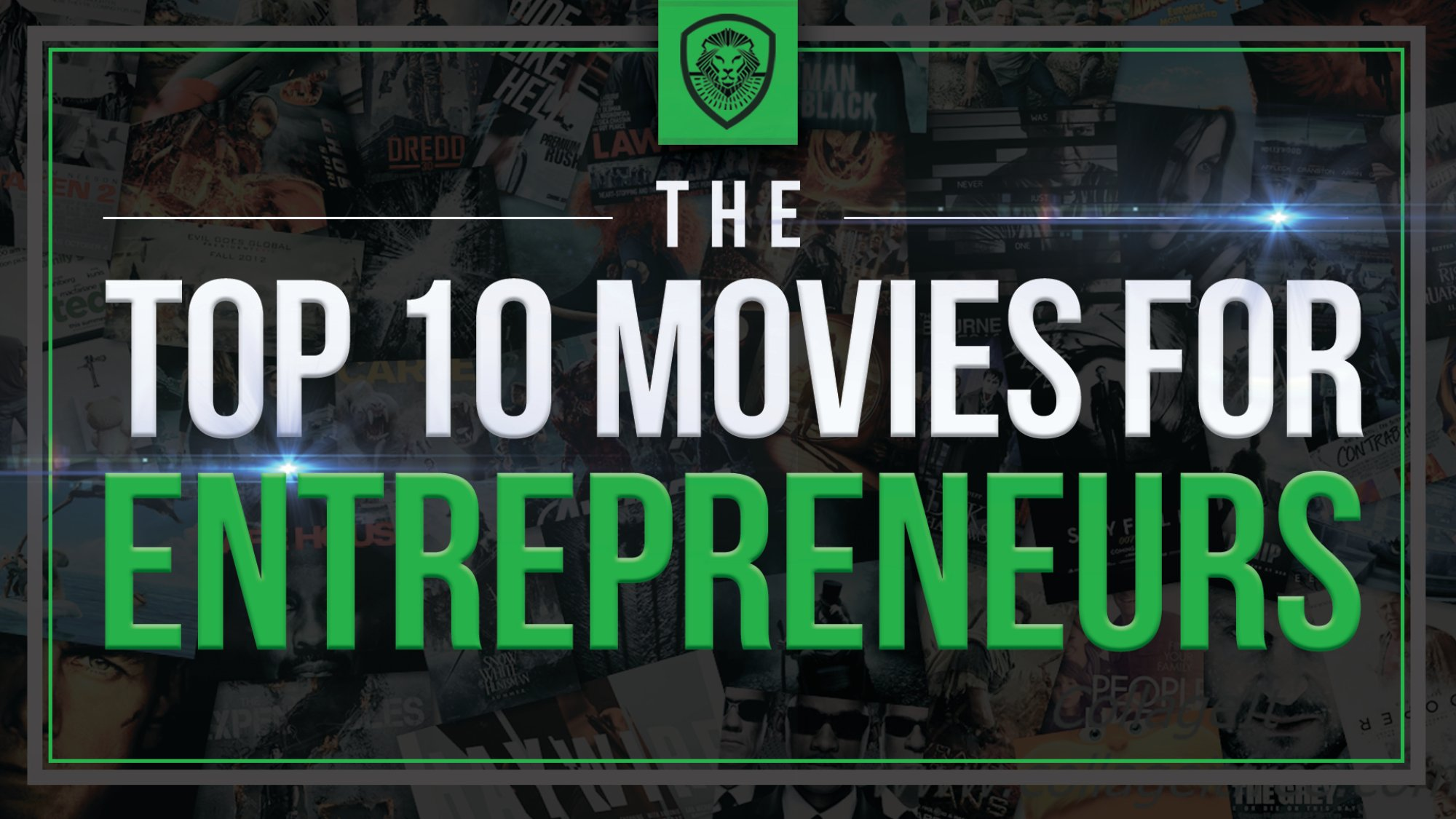 10 Inspirational Hollywood Movies For Entrepreneurs