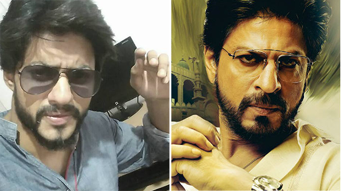 Uncanny Look-Alike of Shah Rukh Khan Who Even SRK Needs to Check Out!