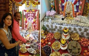Man Offers 1.23 Kg of Gold and Rs 88 Lakh Cash in Pooja, Post Photos on Facebook, and Lands into Trouble