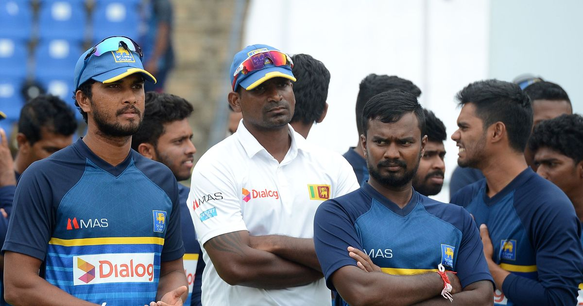 Sri Lanka Cricketers Stopped From Eating Biscuits in the Dressing Room. Here's what Happened!