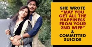 """""""May Your Second Wife Keep You Happy"""", Wife Writes this Note and Commits Suicide, Husband held"""