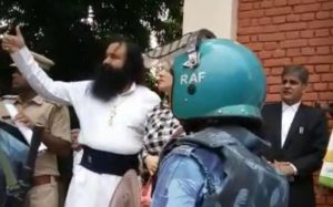 Qaidi No 1997 Gurmeet Ram Rahim Spent His First Day in Jail In Like a Normal Jail Convict! Check it out!