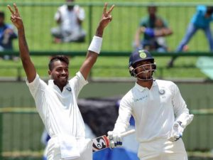 Hardik Pandya Scores 26 in 1 Over! Virat & Rahane Celebrate! Check out the Video!