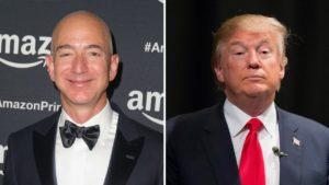 Donald Trump Criticizes Amazon For Job Losses in US