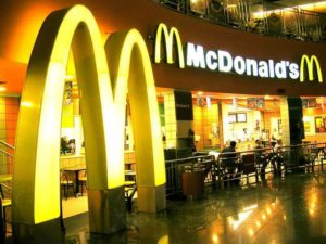 Eastern and North India 169 McDonald's Store To Close Down in 15 days