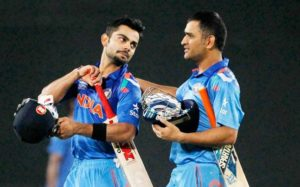 Want to Know How Much Dhoni's and Virat's Bat Cost! Check It Out Here!