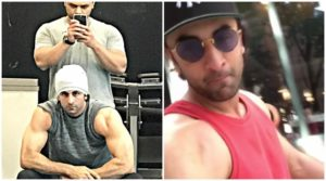Ranbir Kapoor's After Workout Body Tells Us he is Ready to Act as Sanjay