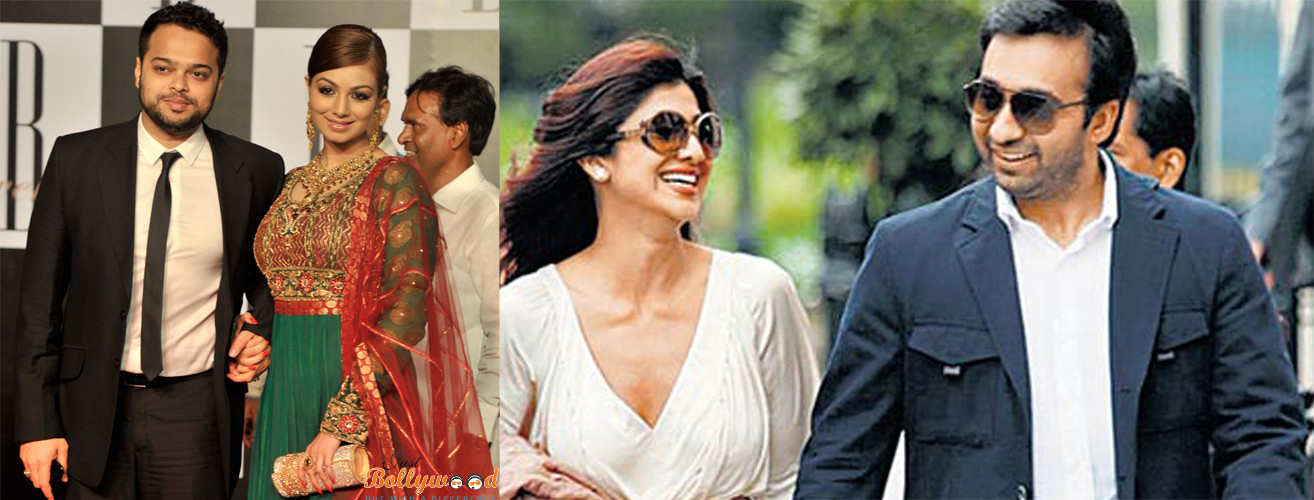 10 Bollywood Actresses Who Have Ultra-Rich Husbands