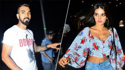 KL Rahul Went on a Dinner Date with 'Munna Michael' Actress Niddhi Agarwal. Another Cric-Bolly Jodi?