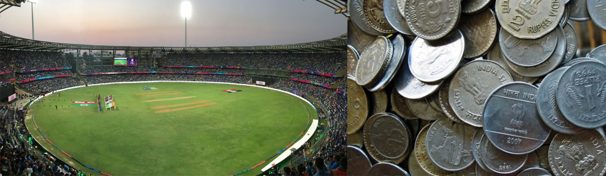 What Happens to Coin Collected by Security at Wankhede Stadium? We finally have the Answer