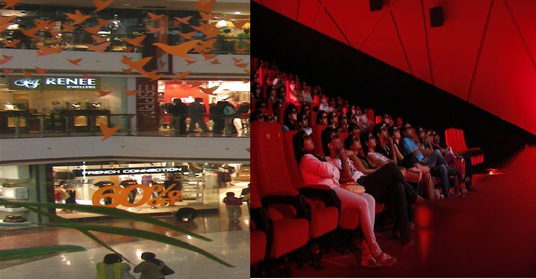 Why Movie Theaters and Food Courts are at the Top Floor of the Shopping Mall? Know the reason Why