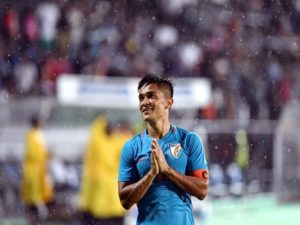 Proud Moment. India Wins Hero Intercontinental Cup 2018 Finals by Defeating Kenya 2-0