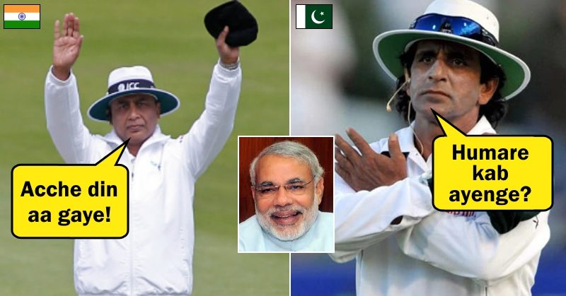 BCCI Raised Salary of Indian Umpires. It's much More than Pakistani Umpires