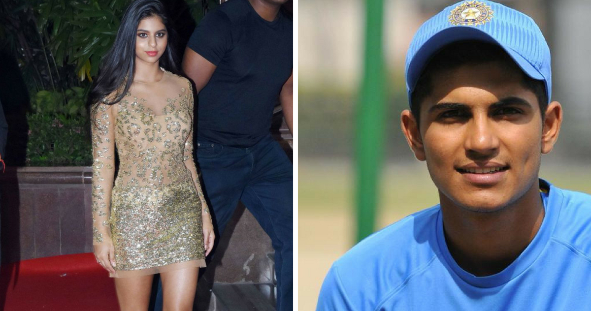 Suhana Khan is having a Crush on this Young KKR Cricketer?