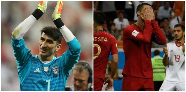 From Washing Cars & Streets to Saving Ronaldo's Penalty, Alireza is the Latest Hero of Football