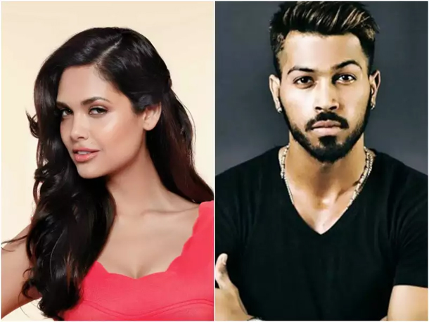 After Break up with Elli Avram, Hardik Pandya is Now dating this Actress?