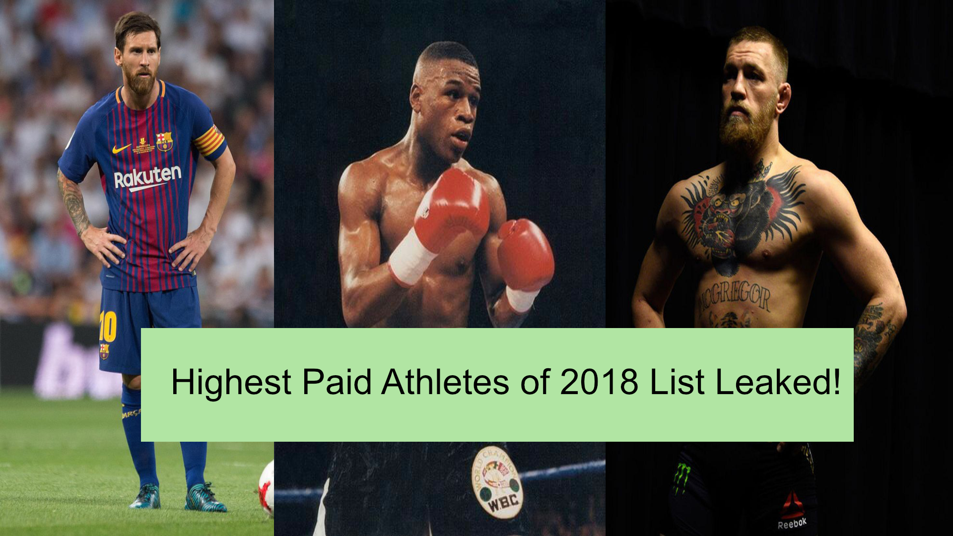 Virat Kohli is the Only Indian Athlete to feature in Forbes Highest-Paid List. Here's who Topped the List