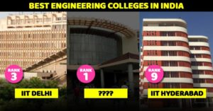 List of 25 Best Engineering Colleges in India for 2018 Out. Check out if your College is In the List