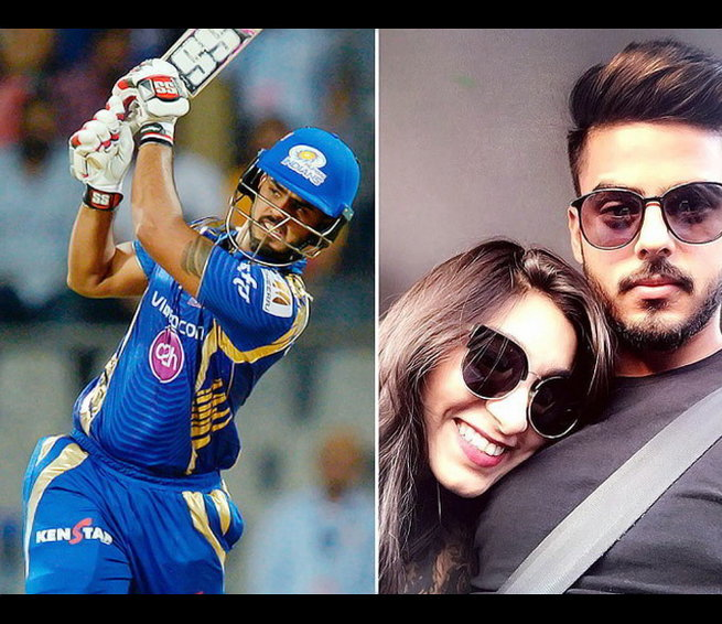 Indian Cricketer Nitish Rana Got Engaged to His Girlfriend; She's Very Pretty