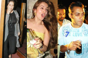 Celebrities whose Alcohol Addiction Ruined their Careers and Lives