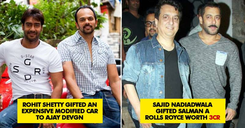 Bollywood Celebrities and their Unbelievable Expensive Gifts from their Directors