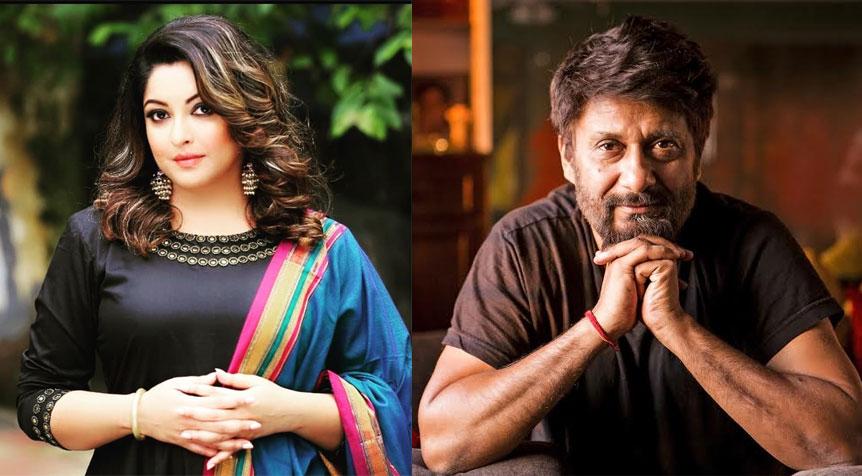 """Kapde utar ke naach"" Director Vivek Agnihotri told Tanushree Dutta"