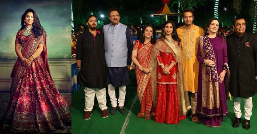 List of Celebrities who Attended Isha Ambani Pre-Wedding Ceremonies