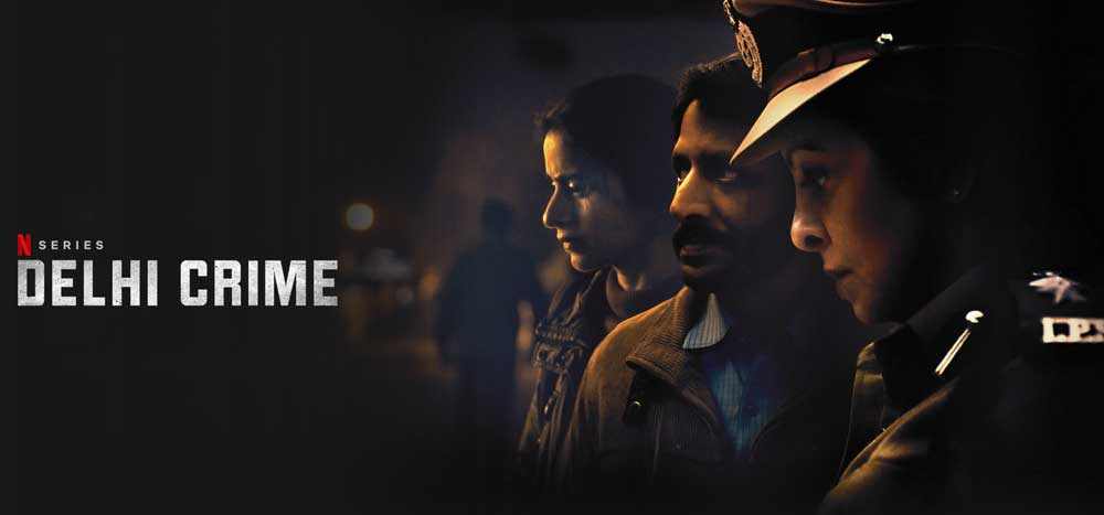delhi crime netflix poster wallpaper