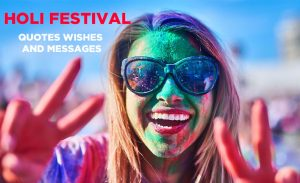 2020 Colorful Holi Wishes for Your Loved Ones