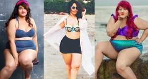 Beating the Stereotype: Plus-size models of India