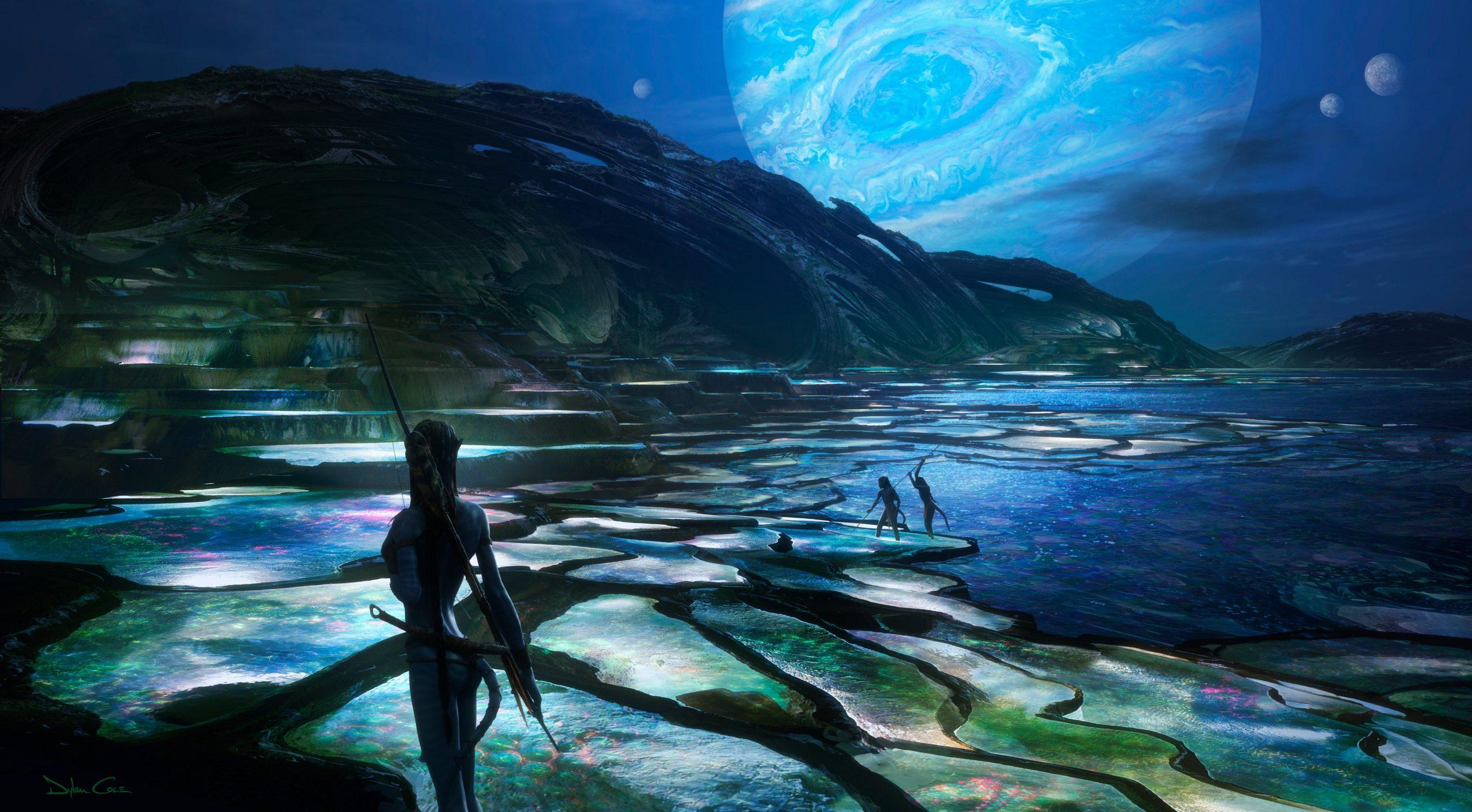 Underwater Avatar 2 Set Photos : High Tech Advancements