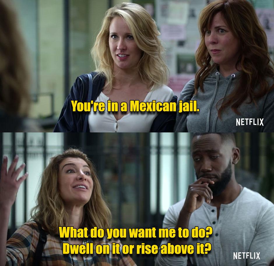 Netflix Movie Desperados